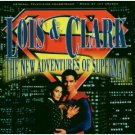 lois & clark new adventures of superman television soundtrack CD 1997 warner sonic images