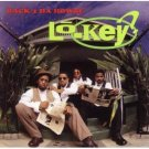 lo-key? - back 2 da howse CD 1994 perspective used mint