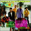 lo-key? - where dey at? CD 1992 perspective used mint