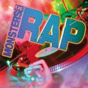 monsters of rap - various artists CD 2000 razor & tie used mint