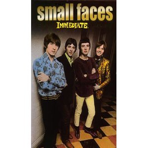 small faces - immediate years CD 4-disc set 1995 charly used