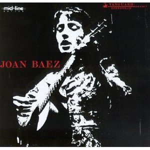 joan baez volume 1 CD 1987 vanguard used mint