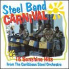 caribbean steel orchestra - steel band carnival CD 1996 hallmark UK used mint