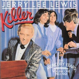 jerry lee lewis - killer - mercury years volume one 1963 - 1968 CD 1989 mercury BMG direct mint