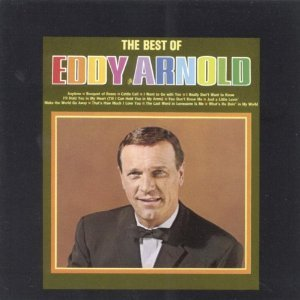 eddy arnold - best of CD 1967 RCA 12 tracks used mint