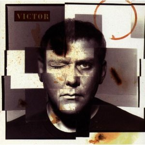 victor featuring alex lifeson of RUSH - victor CD 1996 atlantic used mint