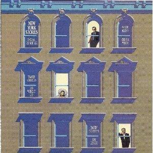 new york stories - original soundtrack CD 1989 elektra used mint