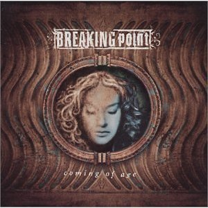 breaking point - coming of age CD 2001 2002 wind-up used mint
