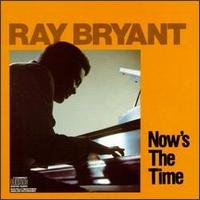 ray bryant - now's the time CD 1986 doctor jazz used mint