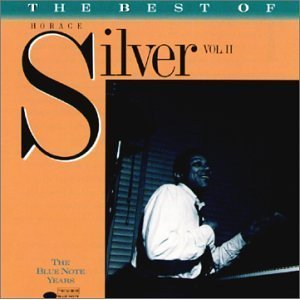 best of horace silver vol II CD 1989 capitol blue note used mint