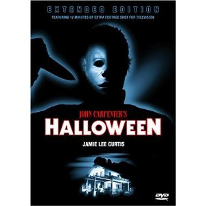 halloween - extended edition DVD 2001 anchor bay used mint