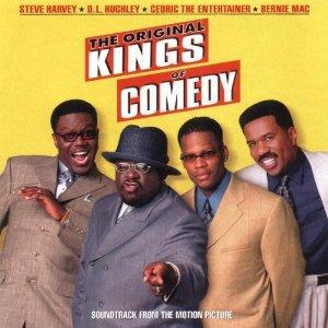 original kings of comedy - harvey hughley cedric mac CD 2000 universal BMG dir used mint
