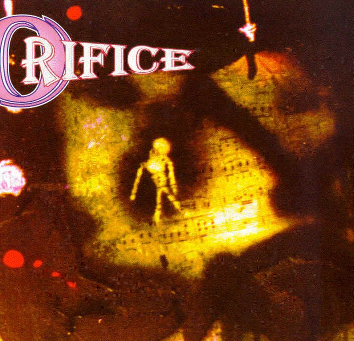 orifice - gollywoggle CD 1997 opaline 12 tracks used mint