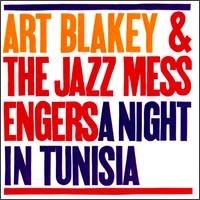 art blakey & the jazz messengers - a night in tunisia CD 1987 blue note manhattan used mint