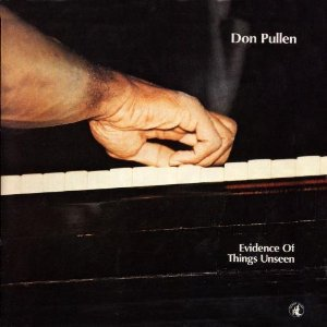 don pullen - evidence of things unseen CD 1984 black saint italy used mint