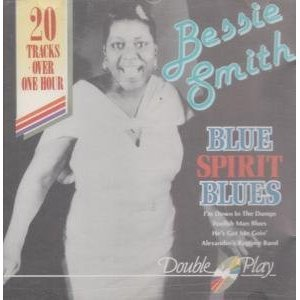 bessie smith - blue spirit blues CD tring EEC 20 tracks used mint
