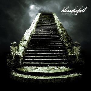 blessthefall - his last walk CD 2006 science 12 tracks used mint