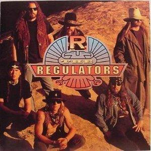 the regulators - regulators CD 1992 polygram used mint