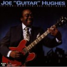 "joe ""guitar"" hughes - if you want to see the blues CD 1989 black top used mint"
