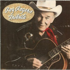 roy rogers - tribute CD 1991 RCA used mint