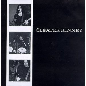 sleater kinney - sleater kinney CD 1996 chainsaw used mint