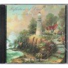 reflections of light by thomas kinkade - tom howard CD 1998 media arts group used mint