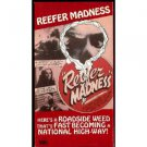 reefer madness - Short, O'Brien, Craig, Miles, White VHS 1936 1986 goodtimes B&W 67 mins used