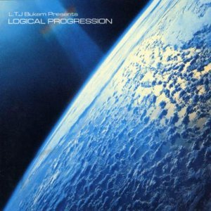 L.T.J Bukem presents logical progression CD 2-discs 1996 good looking FFRR used mint