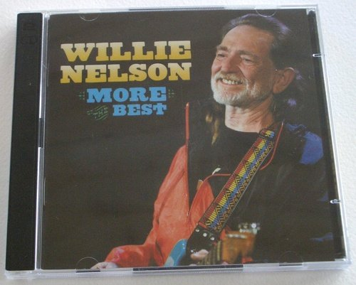 willie nelson - more the best CD 2-discs 2003 time life sony used mint