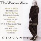 giovanni - the way we were CD 2002 new castle used mint