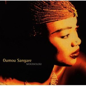 oumou sangare - moussolou CD 1991 world circuit used
