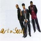 art n soul - touch of soul CD 1996 atlantic big beat used mint