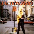 faction zero - liberation CD 1996 ijt records used mint