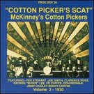 mckinney's cotton pickers - cotton picker's scat CD 1999 frog UK new factory sealed