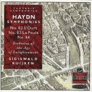 Haydn Symphonies No. 82, No. 83, No. 84 Orchestra of the Age of Enlightenment CD 1989 virgin UK