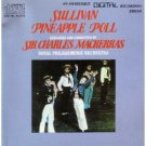 sullivan pineapple poll - charles mackerras & RPO CD 1985 caedmon arabesque UK used mint