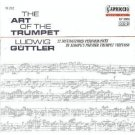 Art of the Trumpet - Ludwig Guttler CD 1987 delta capriccio made in japan used mint