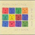 jeff sova - body language CD 1998 diversecity used