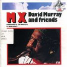 david murray and friends - dedicated to the memory of malcolm X CD 1992 sony used mint