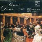 vienne danses 1850 - bella musica de vienne and michael dittrich CD 1981 harmonia mundi mint