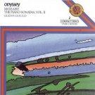 odyssey - mozart piano sonatas vol.II - glenn gould CD 2-discs 1989 CBS used mint