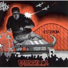 paul delay band - paulzilla! CD 1992 criminal records used mint