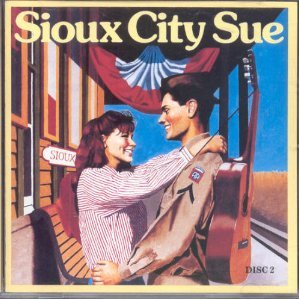 sioux city sue - vraious artists CD 2-disc set 1991 sony suk good music 42 tracks total used mint