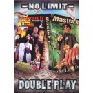 No Limit - Double Play Da Last Don I'm Bout It DVD 2002 no limits film used mint
