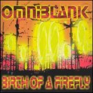 omniblank - birth of a firefly CD sumo used mint