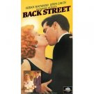 back street - susan hayward john gavin VHS 1992 MCA home video used mint