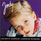 jordy - pochette surprise (surprise package) CD 1992 sony used mint