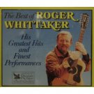 best of roger whitaker his greatest and finest performances CD 3-discs 1988 readers digest used mint