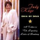 judy kaye - diva by diva CD 1995 varese sarabande used mint