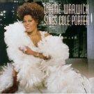 dionne warwick sings cole porter CD 1990 arista used mint